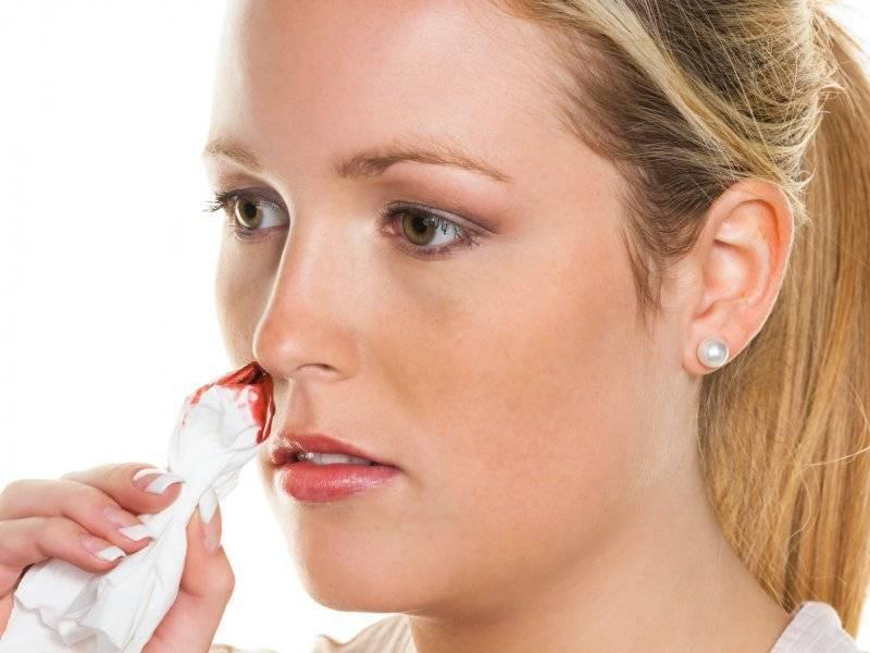 пересохла слизистая носа что делать