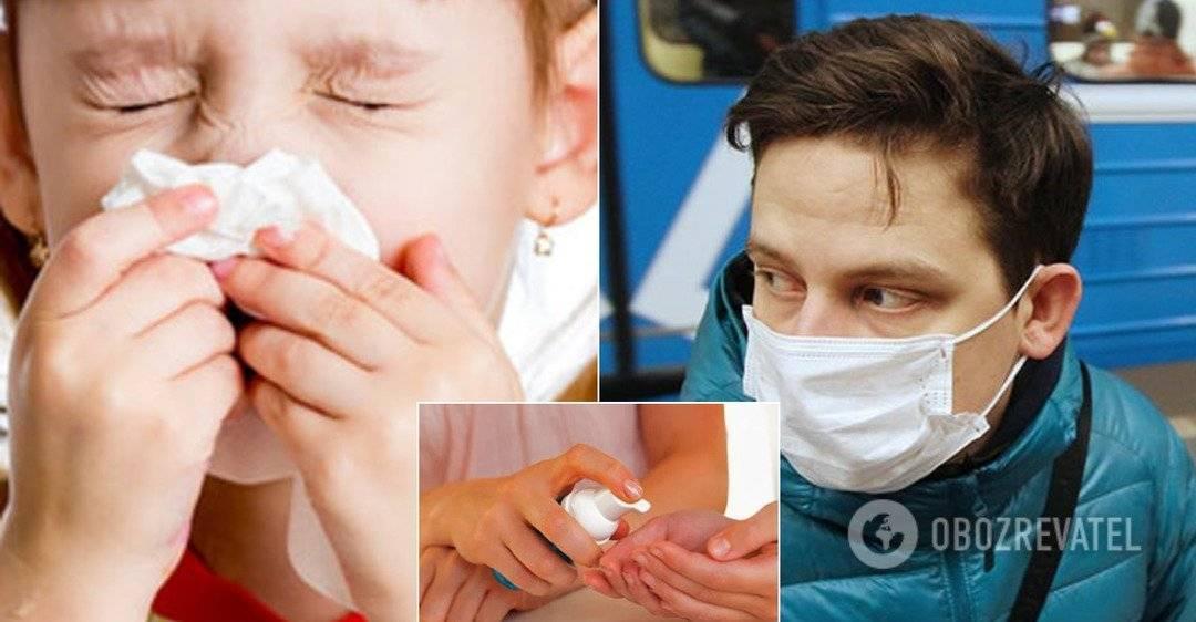 Простуда в носу — чем лечить, мазь от простуды в носу