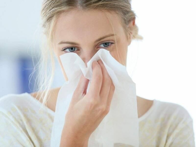 Как лечить аллергический гайморит?