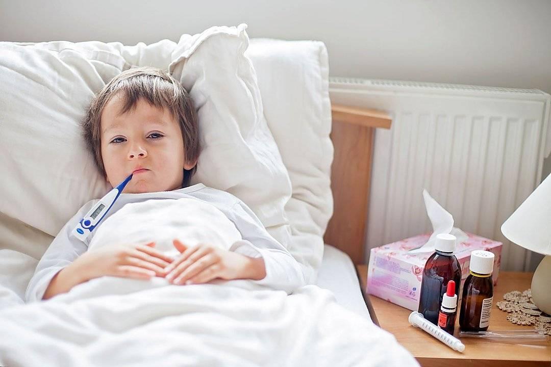 Причины и лечение ночного кашля у ребенка