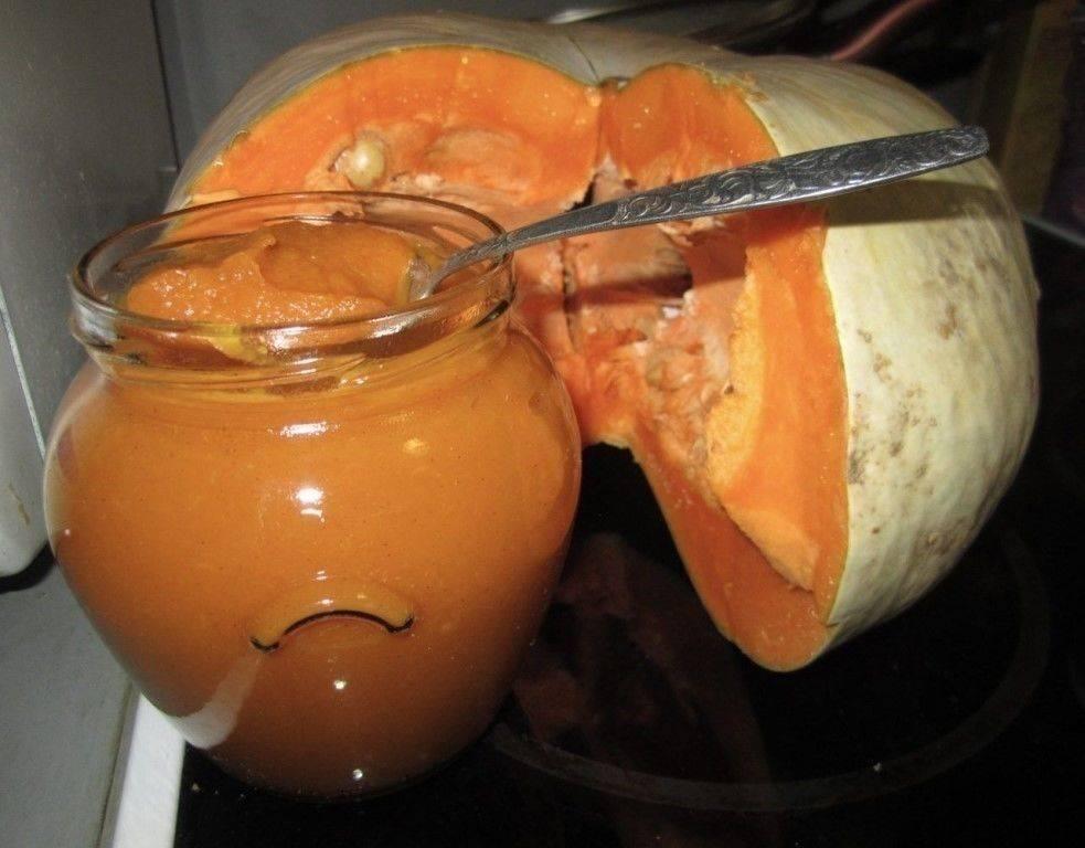 Приготовление тыквы с медом для лечения печени