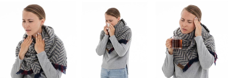каждое утро болит горло потом проходит