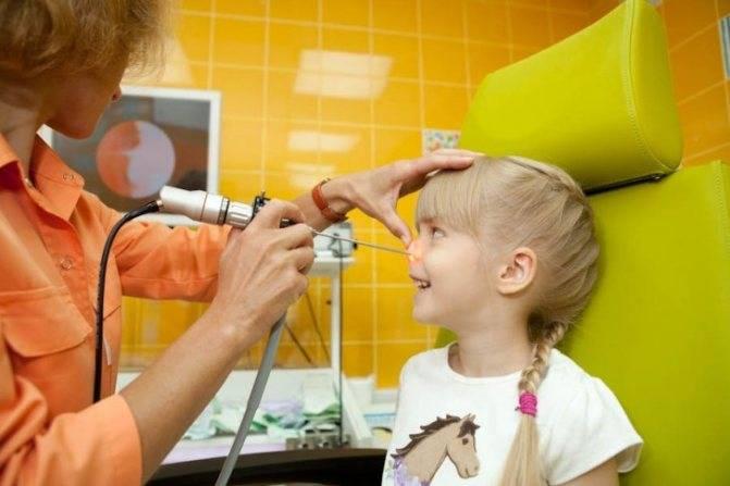 лазер для лечения аденоидов у детей