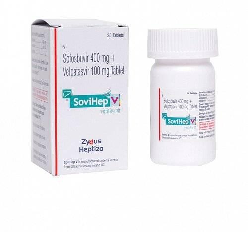 Особенности лечения гепатита с новыми индийскими препаратами