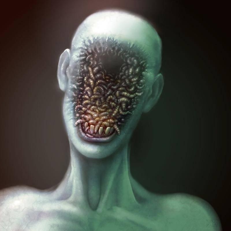 Мозговые паразиты: особенности и виды, симптомы инвазии