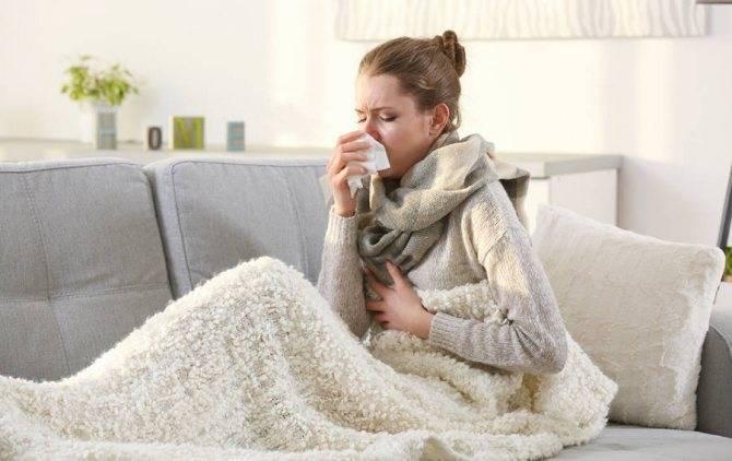 Компресс на горло при ангине