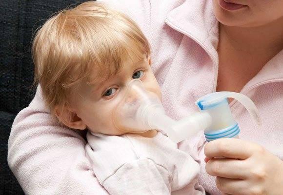 ингаляции от насморка для детей
