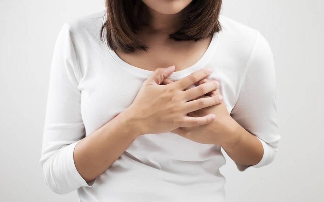 Боль в молочных железах: причины, лечение, диагностика заболеваний груди