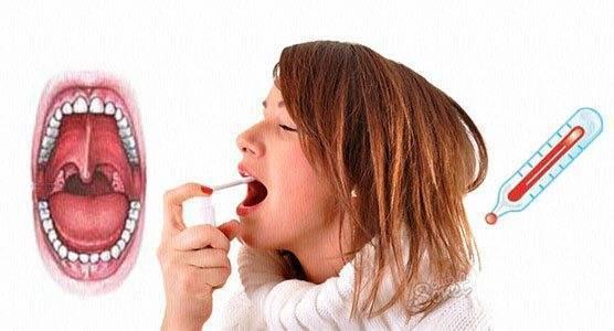 Фолликулярная ангина у детей: лечение, симптомы, возможные осложнения