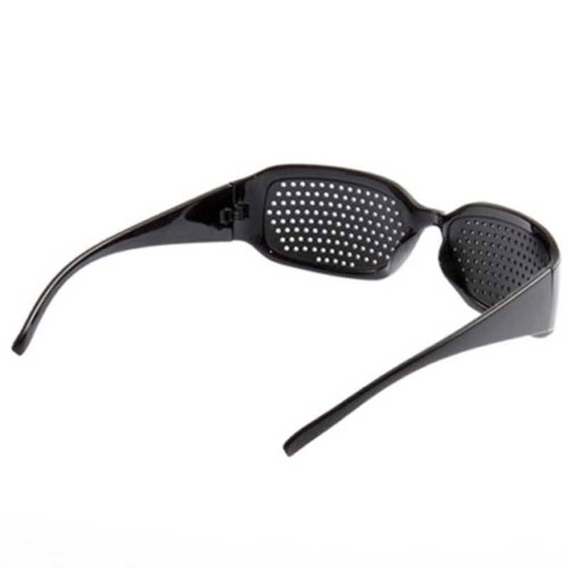 очки для коррекции зрения с дырочками