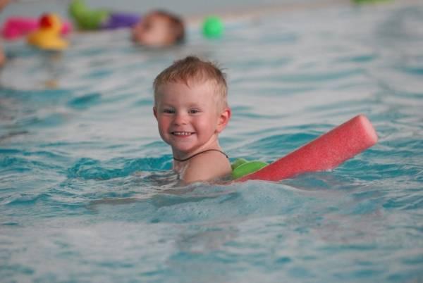 Кашель и тренировки в бассейне