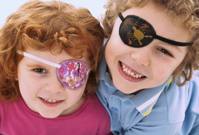Амблиопия у детей: аппаратное лечение рефракционной и врожденной амблиопии высокой степени у детей
