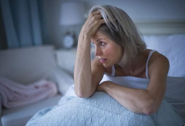Бессонница при климаксе: что делать и как нормализовать состояние
