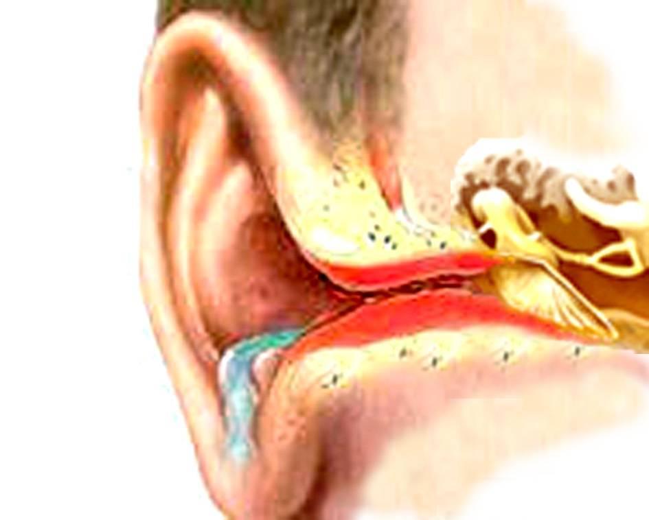неприятный запах из уха