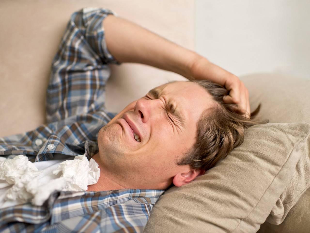 13 симптомов депрессии у мужчин