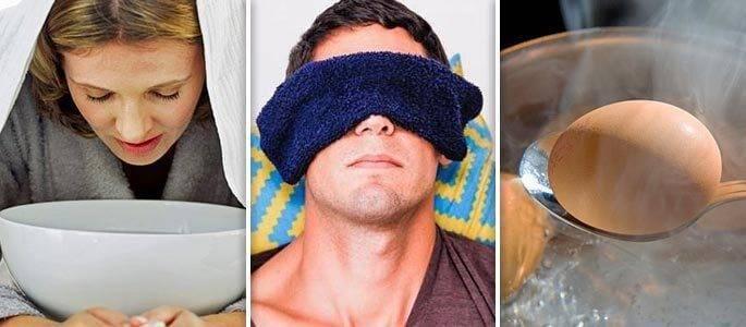 Популярные методы прогревания носа при насморке