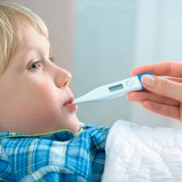 ингаляции небулайзером при ангине у детей