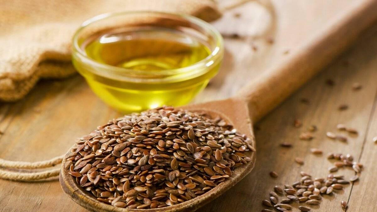 Как принимать семя льна для снижения холестерина?