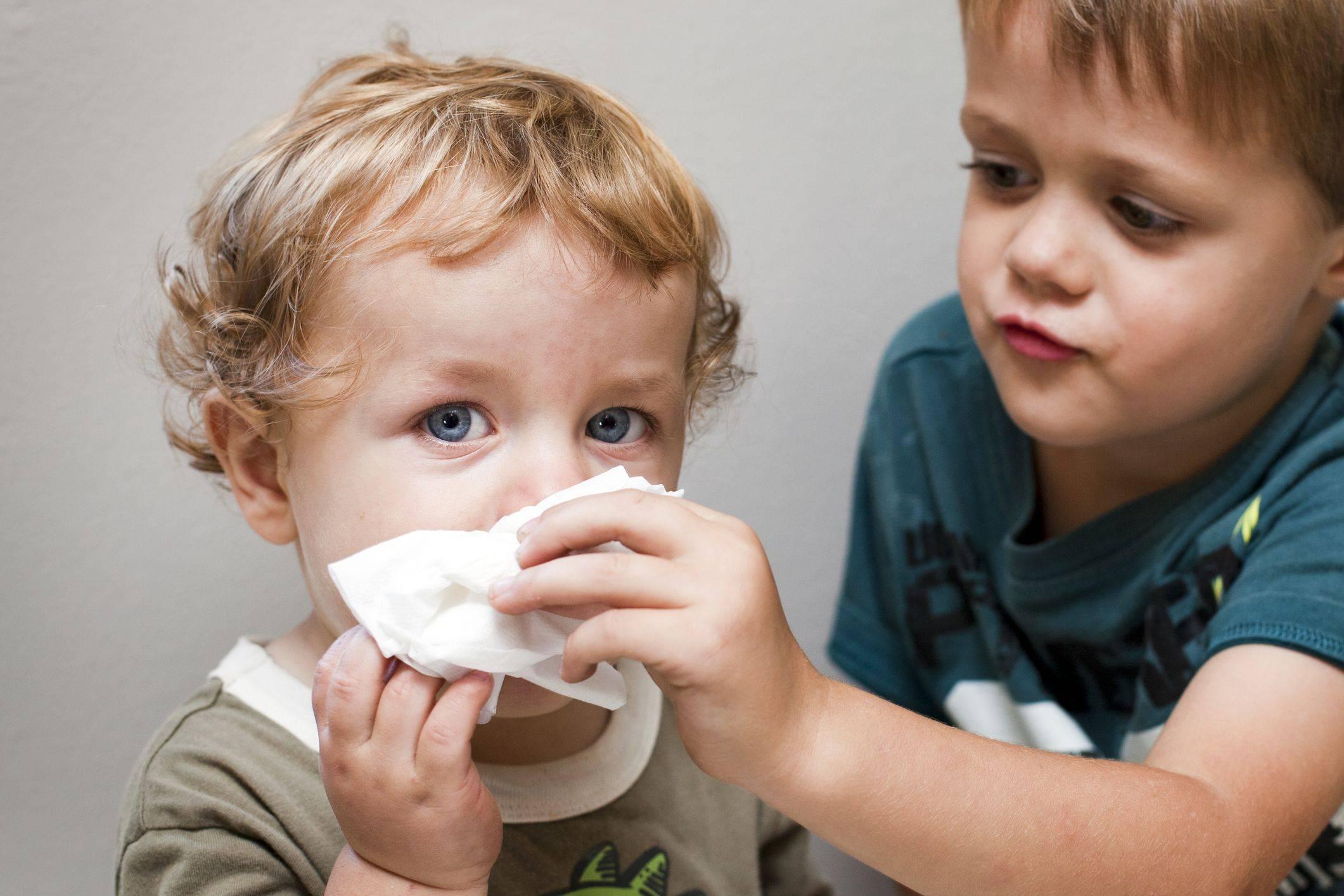 Лечение кашля, возникшего из-за соплей