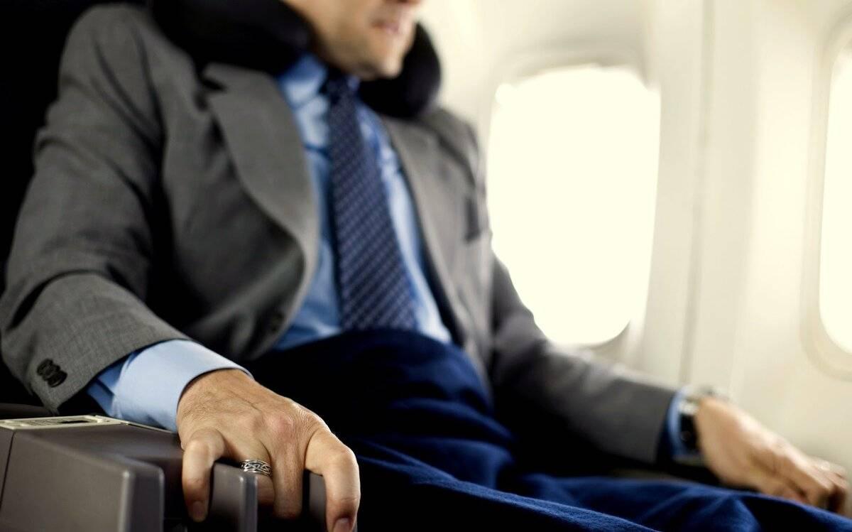 Аэрофобия – боязнь полетов