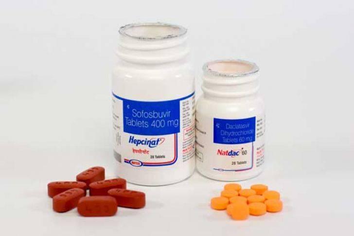 Лекарства от гепатита с производства индии