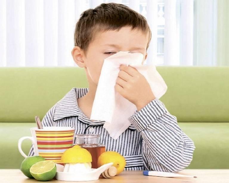 У ребенка кашель и густые сопли чем лечить 4 года