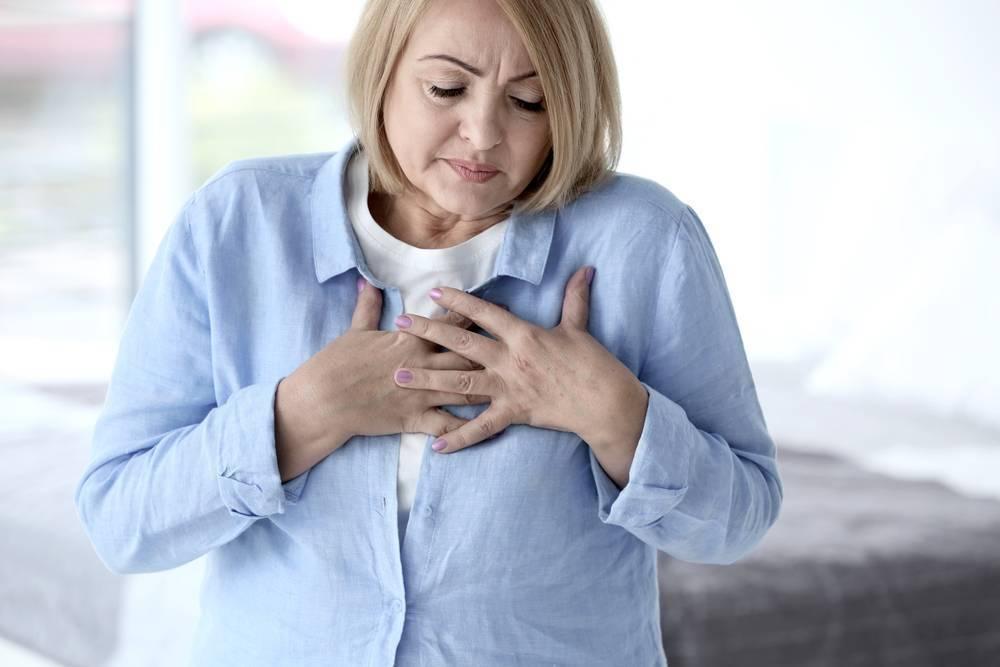 Кашель у людей с сердечной недостаточностью