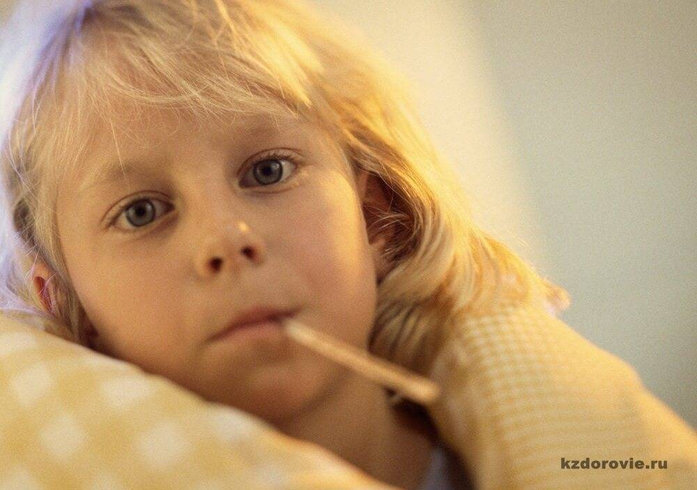 желтуха у месячного ребенка