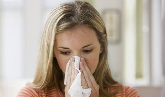 Заразен ли насморк без температуры
