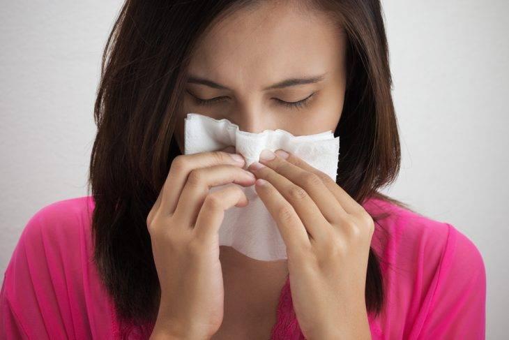 чем лечить хроническую заложенность носа