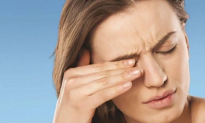 дергается глаз при беременности причины