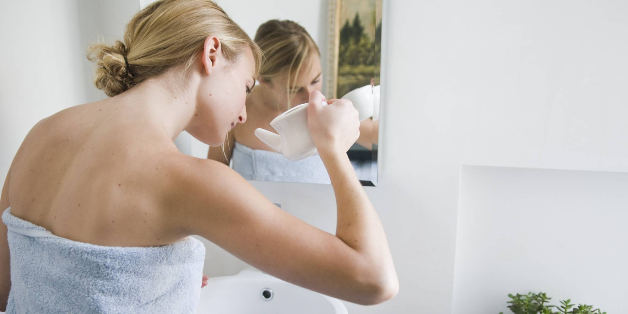 Промывание носа ромашкой: можно ли промывать раствором и настоем. можно ли промывать нос ромашкой детям и взрослым
