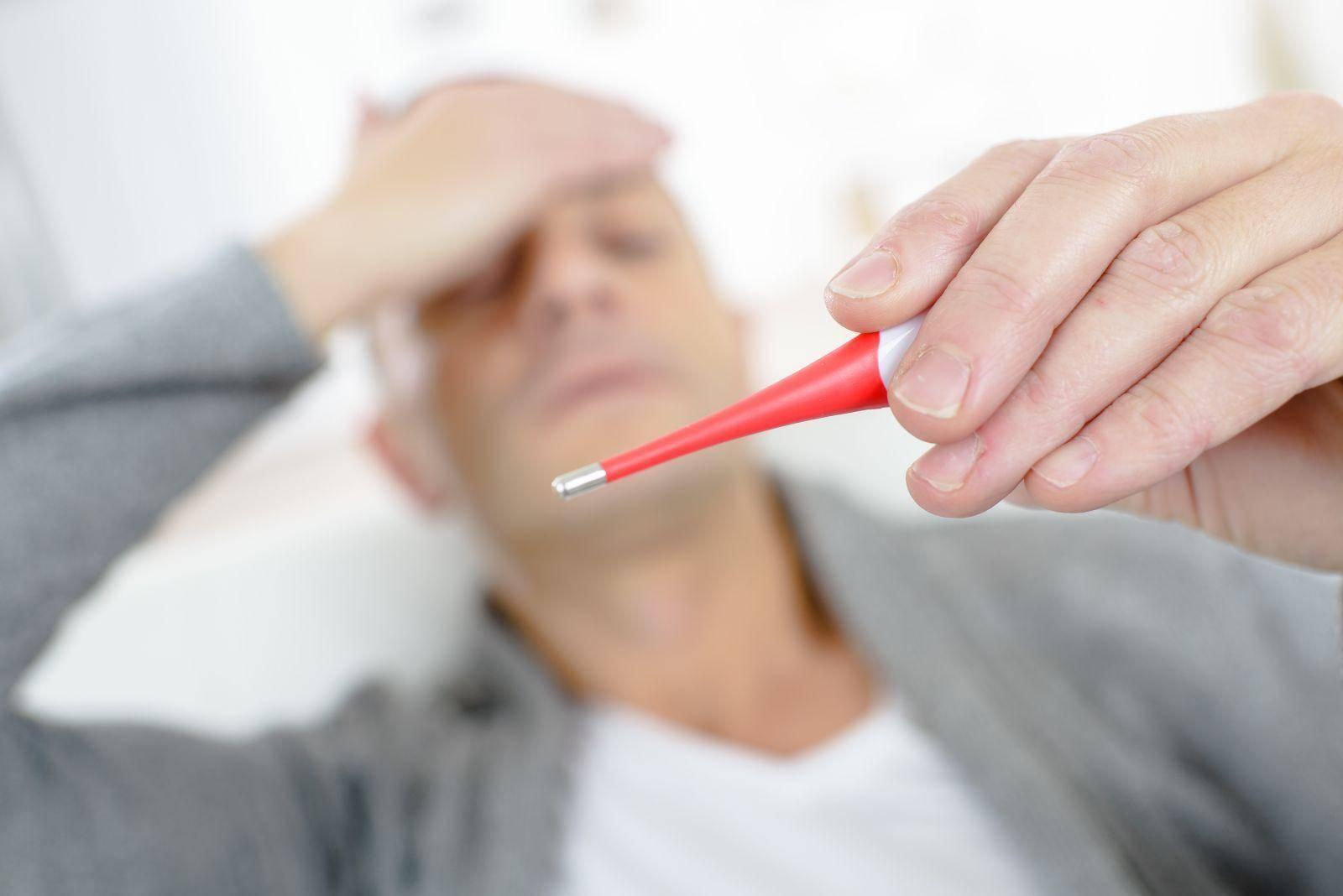 Как долго может держаться температура при гепатите а