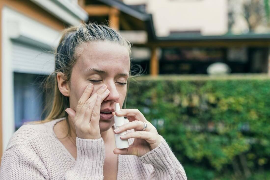 зависимость от капель для носа
