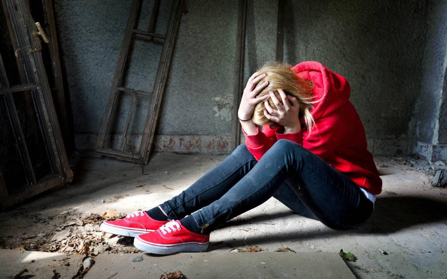 депрессия и суицидальные мысли