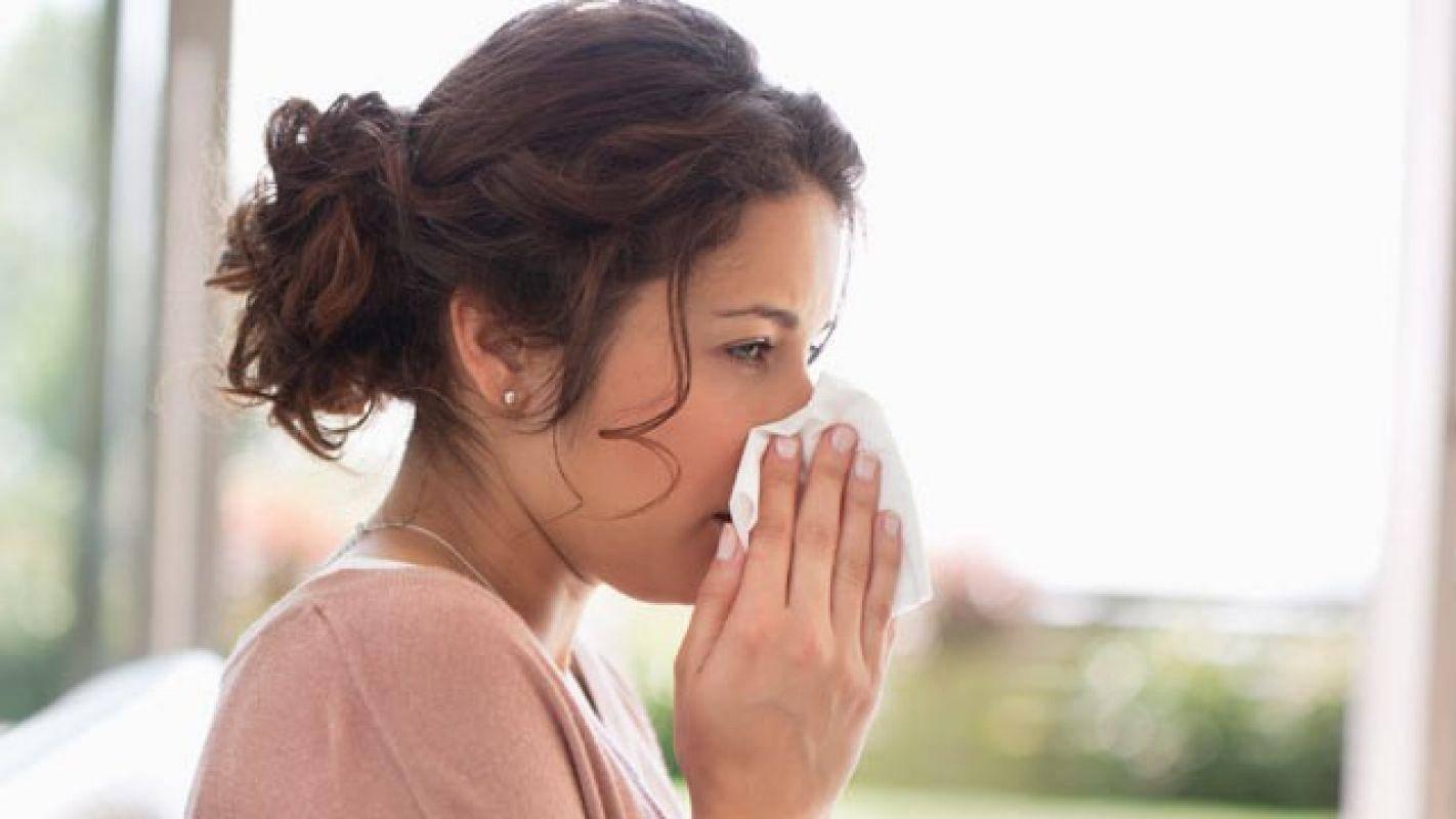 почему утром заложен нос