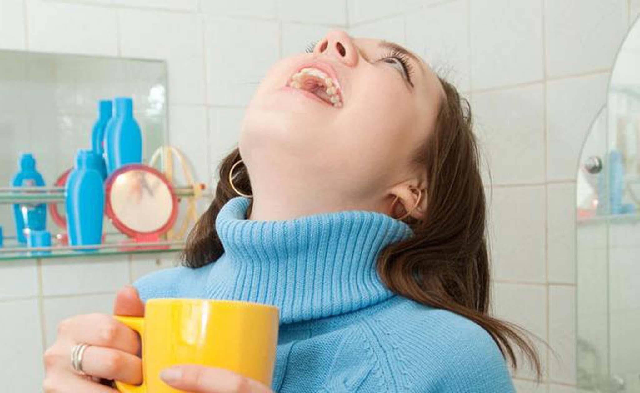 народные средства при боли в горле у детей