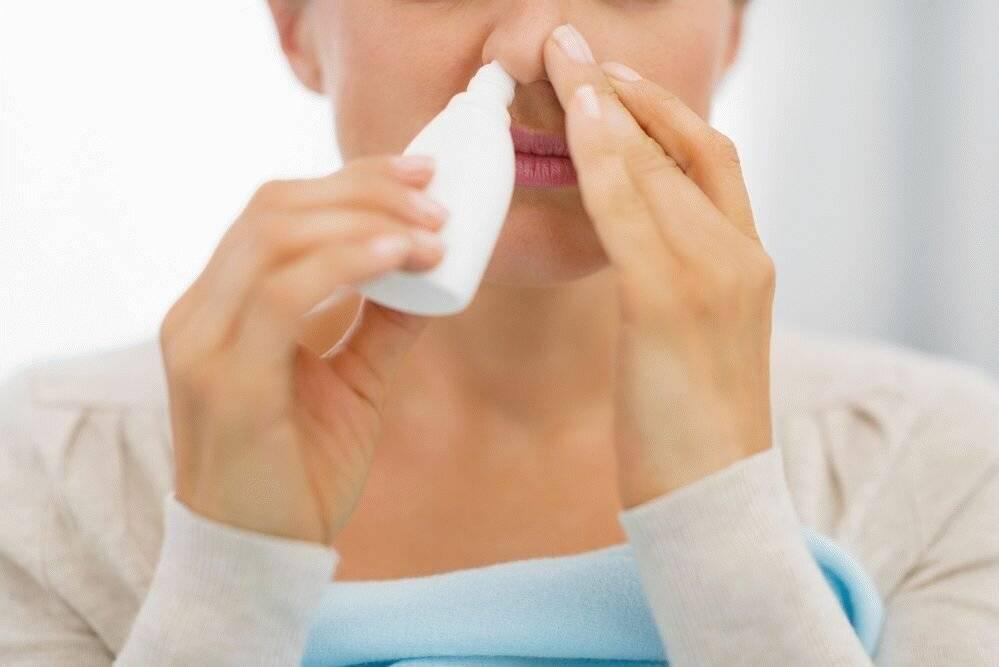 Устранение зависимости от капель в нос