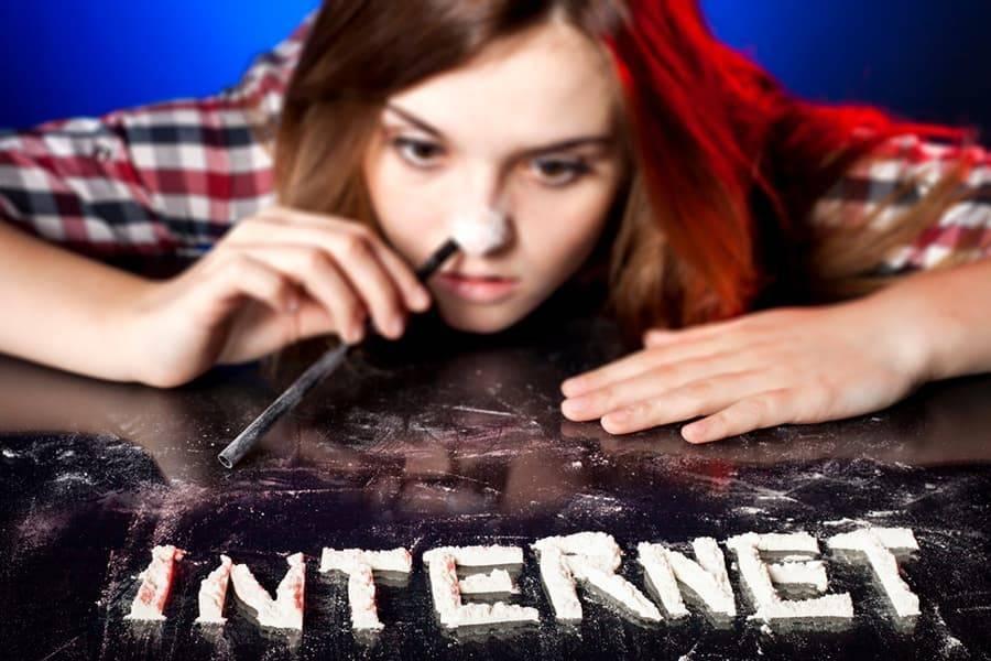 причины интернет зависимости
