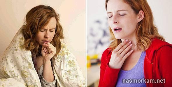 Основные причины и методы лечения першения в горле