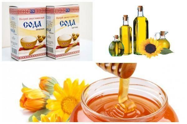 Как лечить гайморит мёдом, содой и маслом