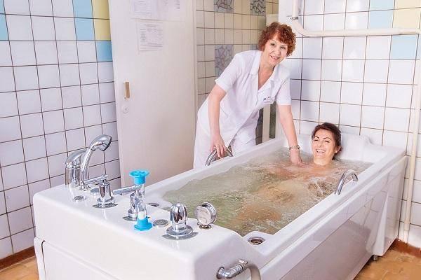 ванна при цистите