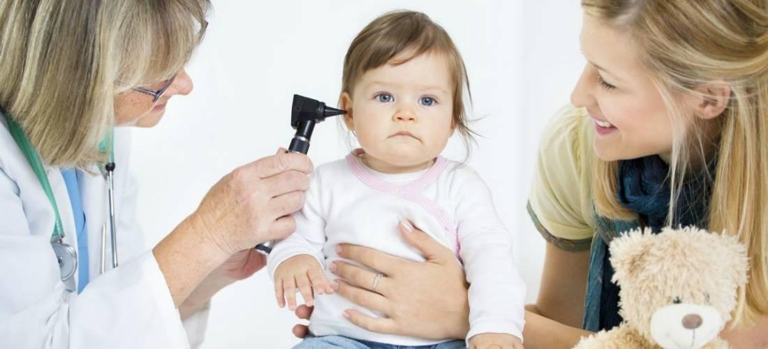 Чем лечить отит у ребенка в домашних условиях