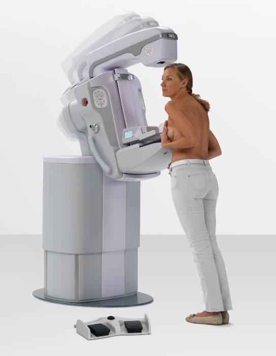 Цифровая маммография. прайс-лист