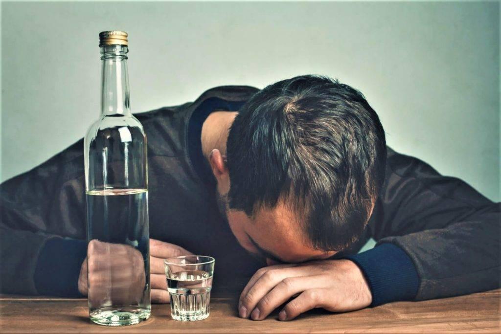 Хронические алкогольные психозы