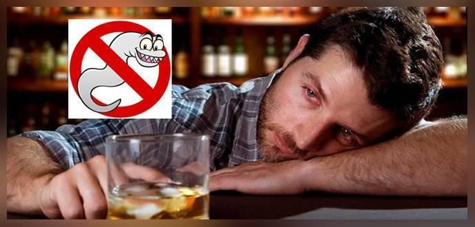 Глисты и алкоголь: убивает ли водка паразитов в организме?