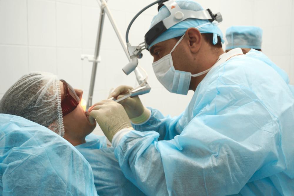 Эффективное лечение хронического тонзиллита