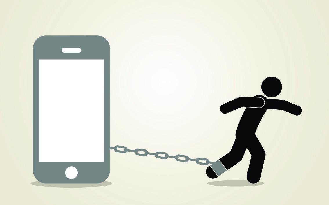 Как избавиться от зависимости от телефона