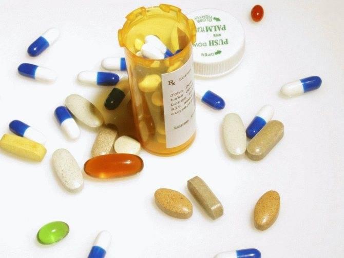 Крем антибиотик от геморроя