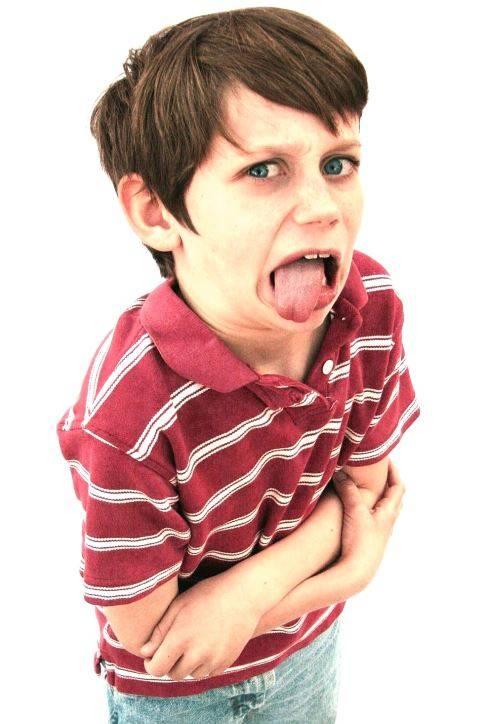 собачий кашель у ребенка